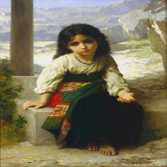 威廉·阿道夫·布格罗Bouguereau, William-Adolphe(8)