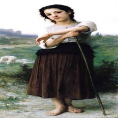威廉·阿道夫·布格罗Bouguereau, William-Adolphe(7)