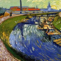 文森特・梵高Gogh, Vincent van