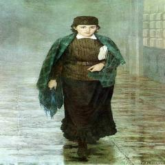 俄罗斯18世纪的绘画RUSSIAN PAINTING OF THE NINETEENTH CENTURY