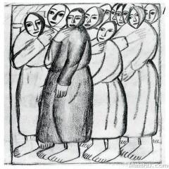 卡济.马列维奇Kazimir Malevich