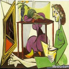 毕加索大师作品