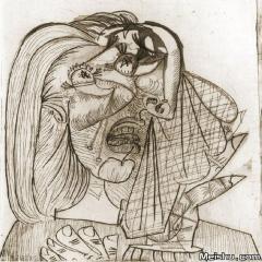 [毕加索作品1937-1944]Pablo Ruiz Picasso