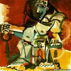 [毕加索作品1965-1973]Pablo Ruiz Picasso