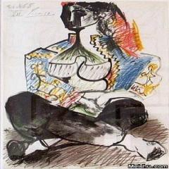 [毕加索作品1955-1964]Pablo Ruiz Picasso