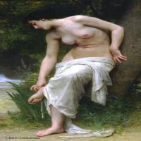 威廉·阿道夫·布格罗Bouguereau, William-Adolphe(1)
