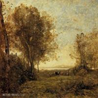 卡米耶·柯罗Jean-Baptiste-Camille Corot