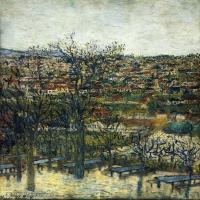 莫里斯·郁特里罗Maurice Utrillo