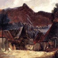 西奥多卢梭Theodore Rousseau