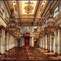 艾尔米塔什博物馆馆藏建筑绘画作品全集