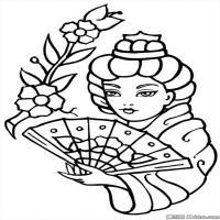 紋身設計圖案素材