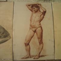 俄罗斯列宾美术学院撒卡洛夫绘画作品全集(2)