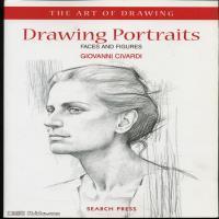 素描肖像绘画教程