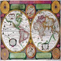 古老的地图