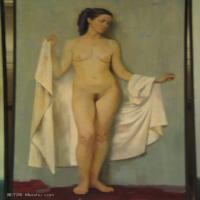 俄罗斯列宾美术学院撒卡洛夫绘画作品全集(3)