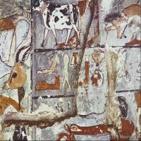 埃及壁画作品集