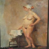 俄罗斯列宾美术学院宾民诺夫绘画作品全集