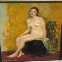俄罗斯列宾美术学院撒卡洛夫绘画作品全集(4)