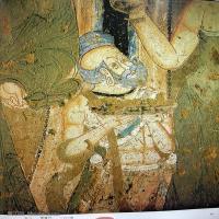 中国新疆佛画壁画全集克孜尔新疆龟兹佛画壁画全集(3)