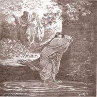《圣经》版画古斯塔夫.多雷旧约宗教绘画作品集(5)