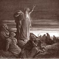 《圣经》版画-古斯塔夫.多雷旧约宗教绘画作品集(4)