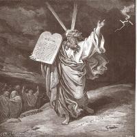 《圣经》版画-古斯塔夫.多雷旧约宗教绘画作品集(2)