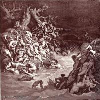 《圣经》版画-古斯塔夫.多雷旧约作品集(1)