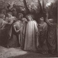 《圣经》版画-古斯塔夫.多雷新约宗教绘画作品集(2)