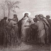 《圣经》版画-古斯塔夫.多雷新约宗教绘画作品集(1)