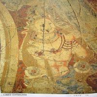 中国新疆佛画壁画全集克孜尔新疆龟兹佛画壁画全集(7)