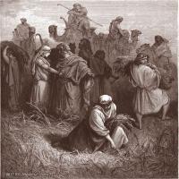 《圣经》版画-古斯塔夫.多雷旧约宗教作品集(3)