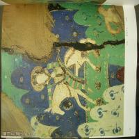 中国新疆佛画壁画全集克孜尔新疆龟兹佛画壁画全集(6)