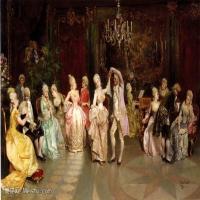 宫廷油画作品汇总(5)