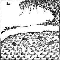 (古代人物动作姿态)美术家创作素材(10)