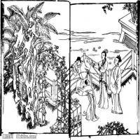 (水浒传线稿)美术家创作资源-古代小说版画(2)