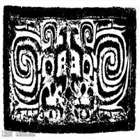 原始社会纹理-器具图案-器皿图片线描稿件资料库(6)