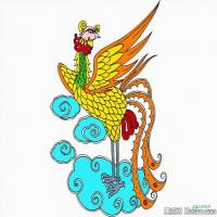 中国吉祥画艺术家创作图案(1)