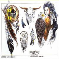 紋身圖案(4)