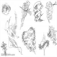 纹身图案(8)