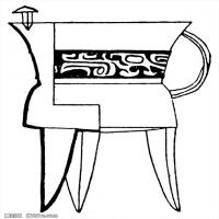 商周图案-拓片纹理-创作资料库(3)
