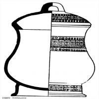 商周图案-拓片纹理-创作资料库(4)