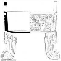 商周图案-拓片纹理-创作资料库(5)