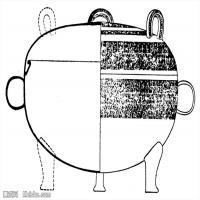 春秋图案-物件纹理-中国古代历史档案拓片库(5)