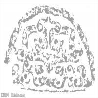 春秋圖案-物件紋理-中國古代歷史檔案拓片庫(3)
