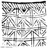 商周图案-拓片纹理-创作资料库
