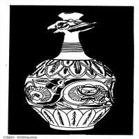 隋唐时期美术图案-拓片资料库中国古代美术档案库(1)