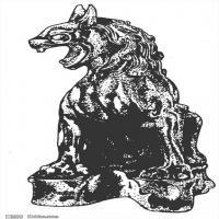 隋唐时期美术图案-拓片资料库中国古代美术档案库(2)