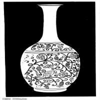 隋唐时期美术图案-拓片资料库美术创作档案库(2)