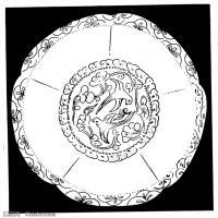 隋唐时期美术图案-拓片资料库中国古代美术档案库(4)