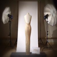 一条裙子值480万美元!梦露生前穿着它为总统献唱生日歌